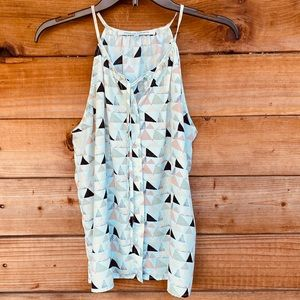 Collective Concepts tank blouse